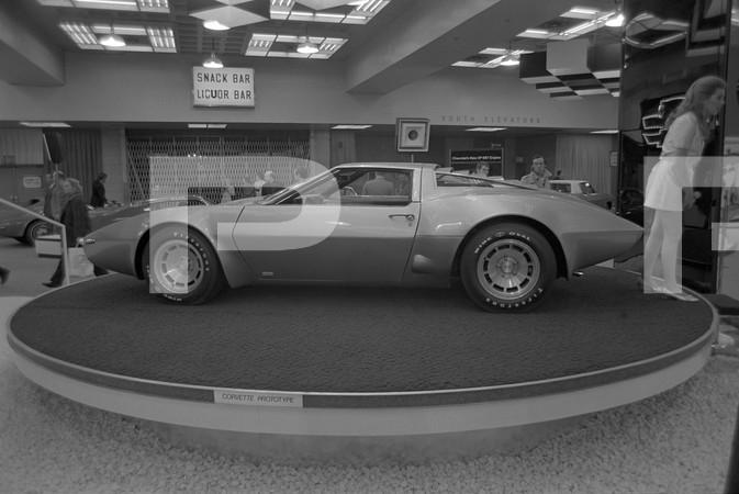 1970 New York Auto Show - Grumpy Jenkins