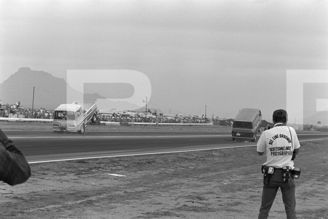 1970 AHRA Winter Nationals-Bee Line Dragway - Scottsdale