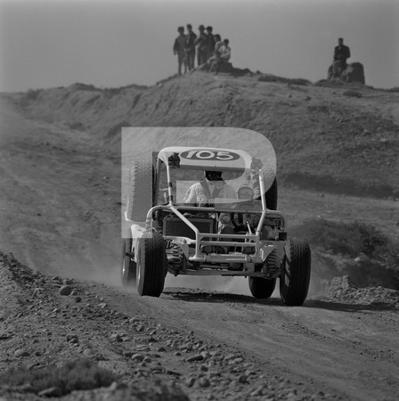 1970 Southern California Off Road Enthusiasts Second Annual Baja 500