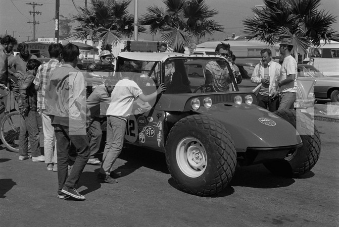 1970 Southern California Off Road Enthusiasts Second Annual Baja 500 - A Very Fast 500