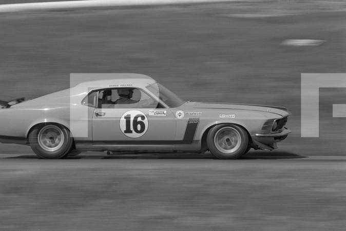 1970 SCCA Trans American Championship Series - Laguna Seca