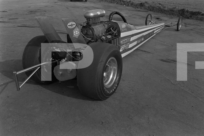 1970 AHRA Top Fuel Funny Car Super Stock - Lions Drag Strip Wilmington CA