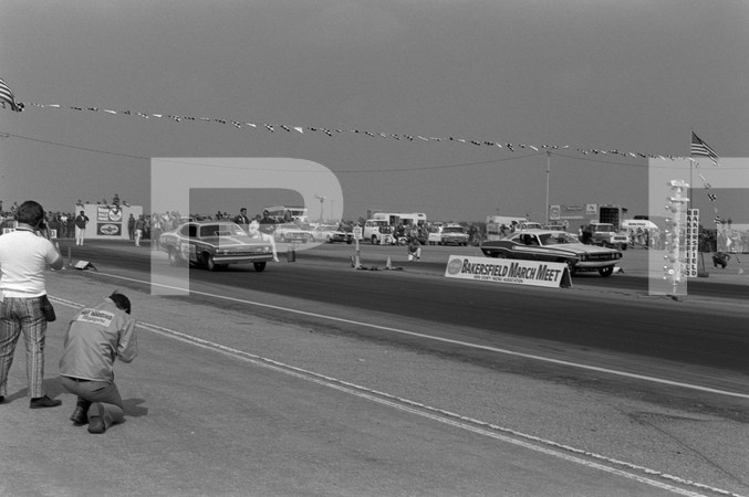1970 Auto Club Famoso - Bakersfield March Meet Fuel And Gas Championships Drag Racing