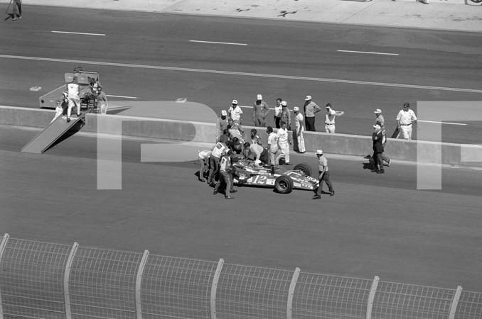 1970 NASCAR California 500 Indy West-Ontario Motor Speedway