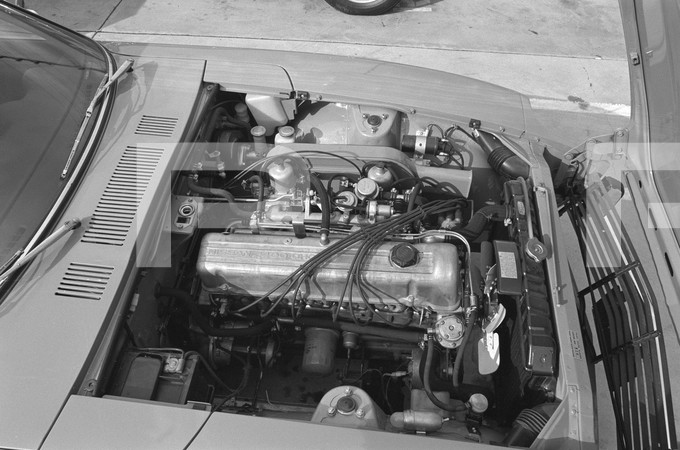 1970 Datsun Engine