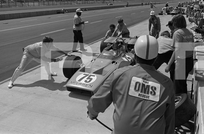 1970 USAC Champ Car Series California 500 - Riverside