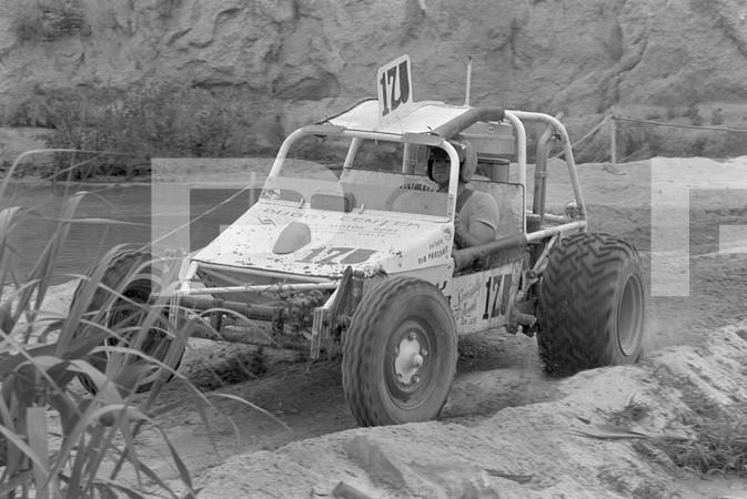 1970 National Four Wheel Drive Grand Prix -Santa Ana River California - Down In The Riverside