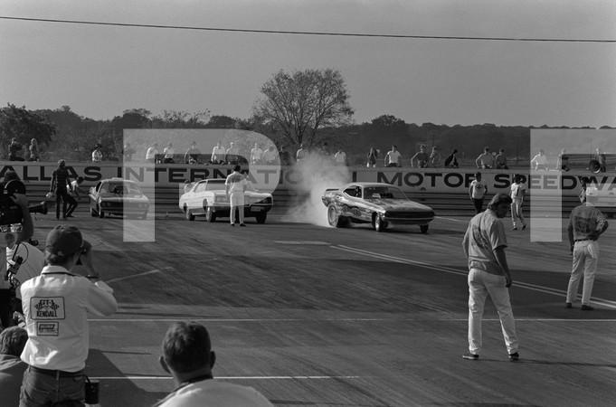 1970 NHRA World Finals - Dallas International Motor Speedway