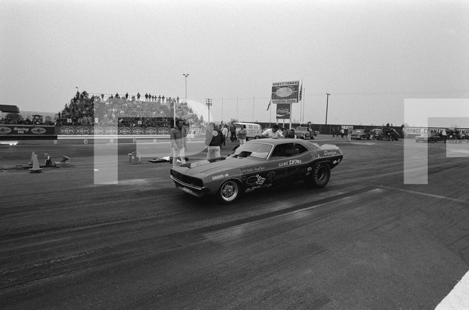 1971 NHRA All Pro Meet - Orange County International Raceway