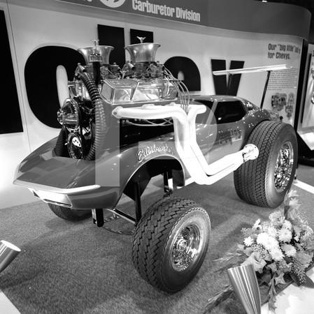 1971 SEMA Trade Show