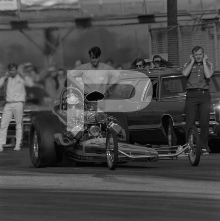 1971 AHRA Grand American Championship - Lions Dragstrip Wilmington California