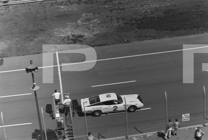 1970 USAC Twin 200s Champ And Stock Car Double Header - Michigan International Speedway