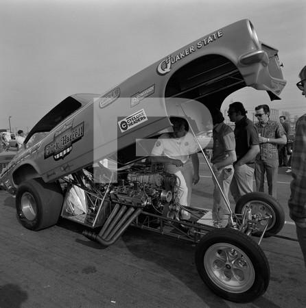 1971 AHRA Grand American Championship - Lions Dragstrip Wilmington California