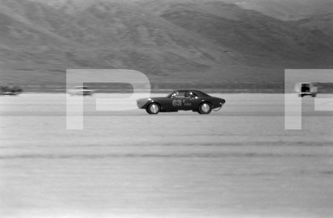 1970 22nd Annual Bonneville Speed Trials