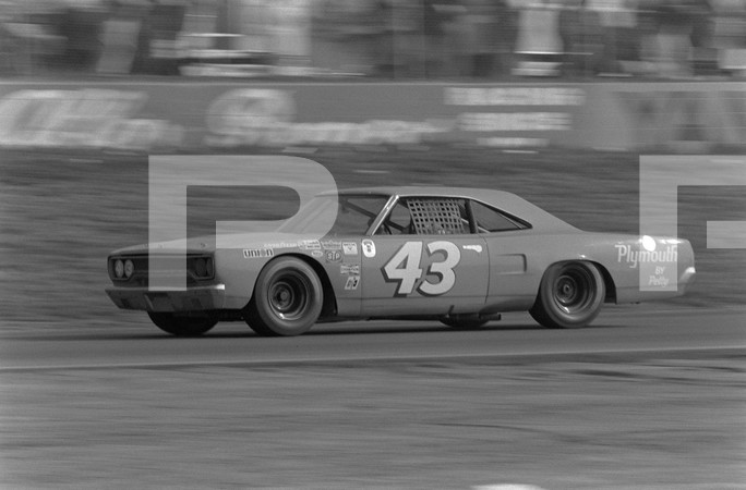 1971 NASCAR Western Grand National 9th Annual Motor Trend 500 - Riverside International Raceway