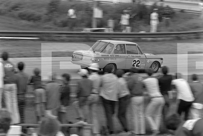 1970 SCCA Trans Am Race - Road America - Elkhart Lake Wisconsin