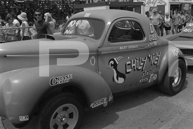 1970 British Columbia Custom Car Association et cetera - Mission Dragway Vancouver BC - Alberta