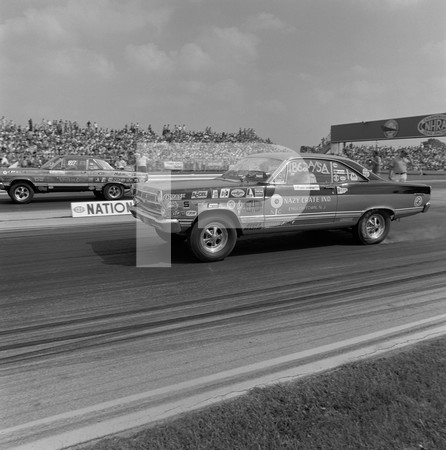 1970 NHRA US Nationals - Indianapolis Brownsburg Indiana