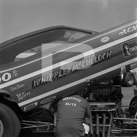 1970 Professional Dragster Association Championship - Orange County International Raceway Irvine