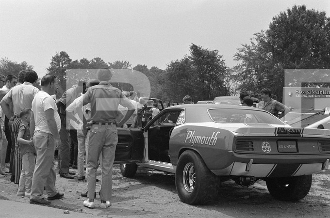 1970 NHRA Summernationals - York US 30 Dragway - Pennsylvania