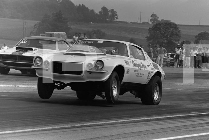 1970 NHRA Summernationals - York US 30 Dragway - Pennsylvania