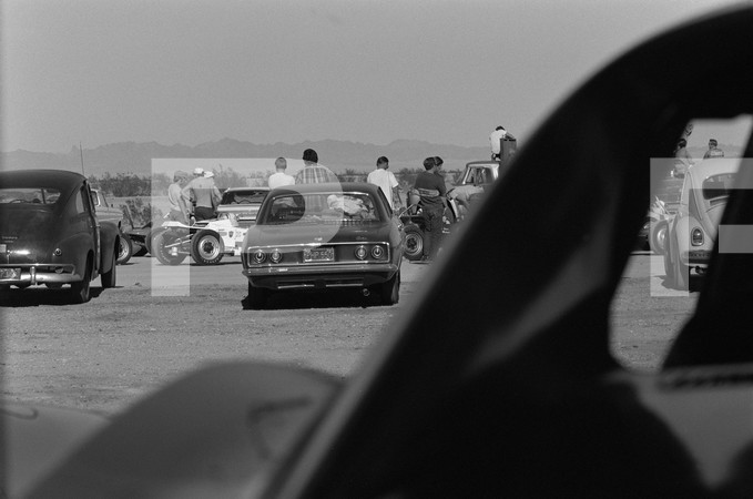 1971 SCCA Nationals Sports Racing Prototypes - Holtville California