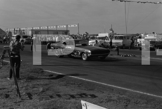 1970 AHRA Grand American Finals Funny Car Top Fuel Super Stock - Beeline Dragway Scottsdale