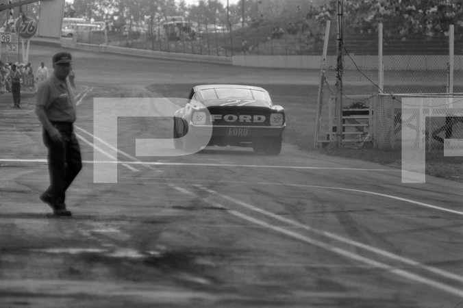 1970 NASCAR Grand National 500 - Winning WIthout Restrictions - Charlotte North Carolina