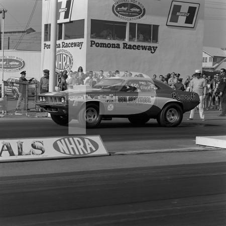 1971 NHRA 11th Annual Winternationals - Pomona