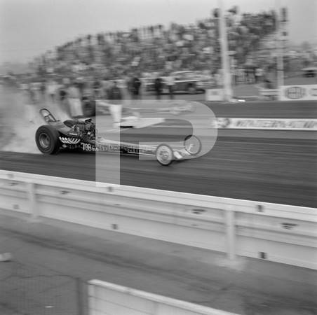 1971 NHRA 11th Annual Winternationals - Pomona