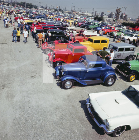 1971 7th Annual Los Angeles Roadsters Car Club Show