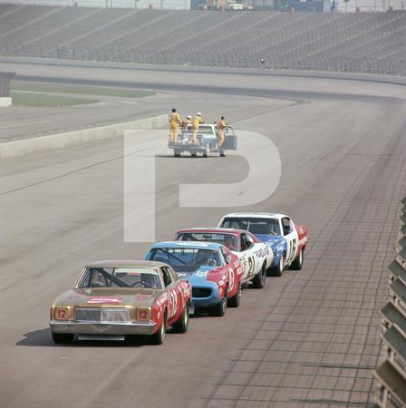 1972 NASCAR Winston Cup Miller High Life 500 - Ontario