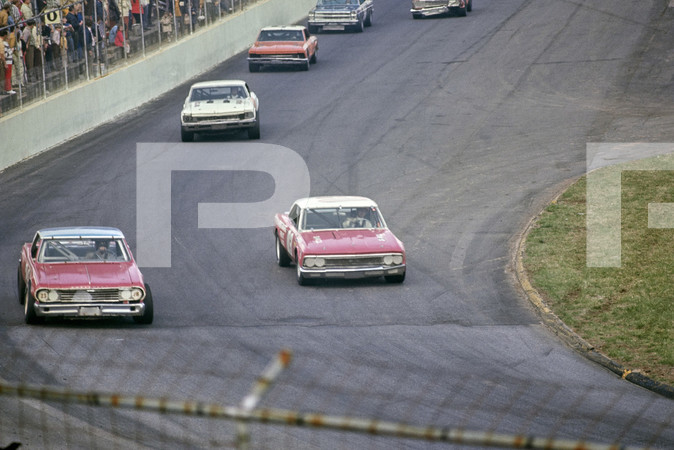 1972 NASCAR Modified And Late Model Sportsman Dogwood 500 - Martinsville Speedway Virginia