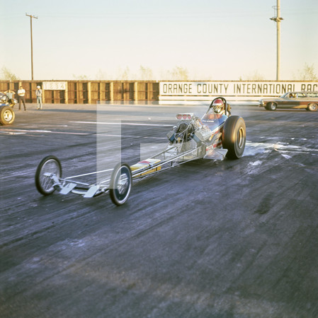 1971 Second Annual All Pro Series - Lions Dragstrip - Wilmington California