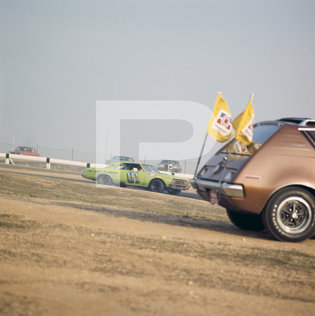 1971 NASCAR Winston Cup Winston Western 500 - Riverside