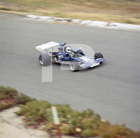 1972 SCCA Continental Formula 5000 - Laguna Seca Raceway Monterey