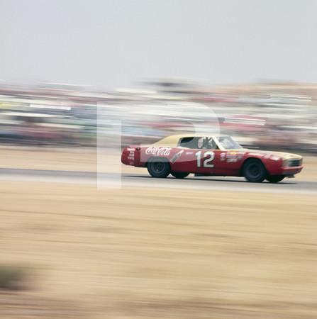 1972 NASCAR Winston West Series Golden State 400 - Riverside