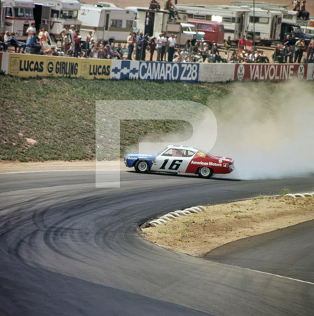 1972 NASCAR Winston West Series Golden State 400 - Riverside