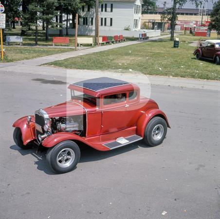 1972 Third Annual Street Rod Nationals-Detroit