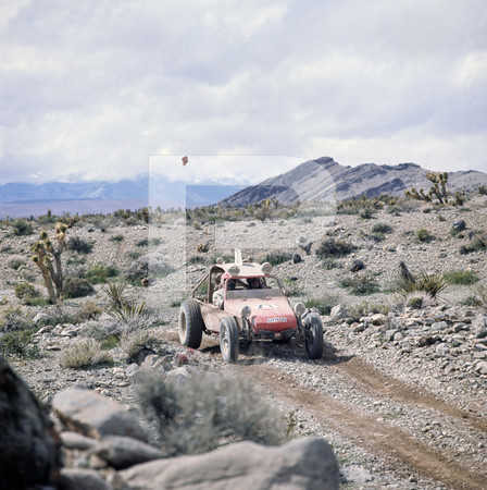 1973 Mint 400 Off Road Race - Las Vegas