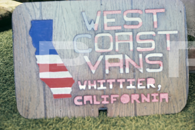 1973 Van Happening II West Coast Gathering- Trabuco Canyon Orange County