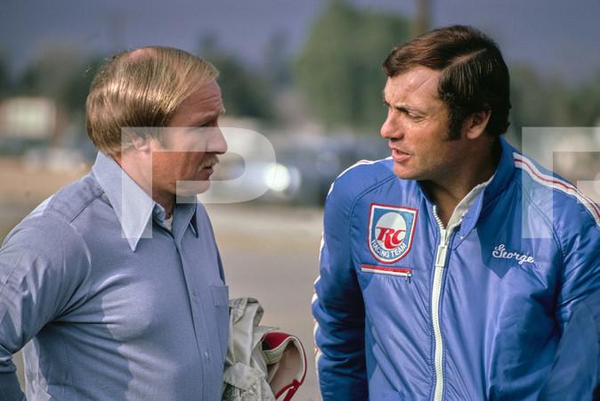 1974 NASCAR Winston Cup Western 500 - Riverside