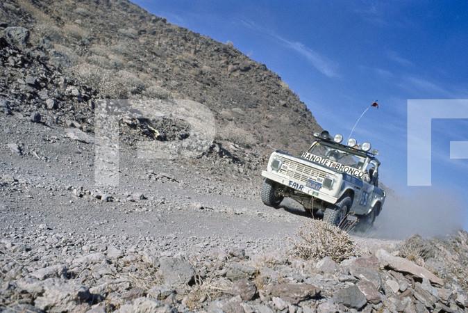 1973 Sothern California Off Road Enthusaists 7th Annual Baja 1000 - NORRA Big River 500 - Arizona