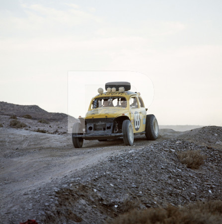 1973 Sothern California Off Road Enthusaists 7th Annual Baja 1000 - NORRA Big River 500 - Arizona
