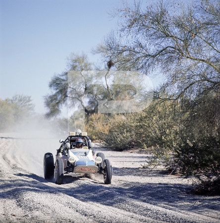 1973 National Off Road Racing Association Big River 500 - Parker Arizona