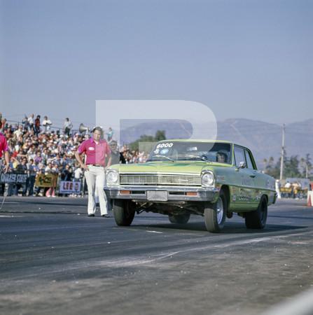 1974 NHRA Winternationals - Pomona