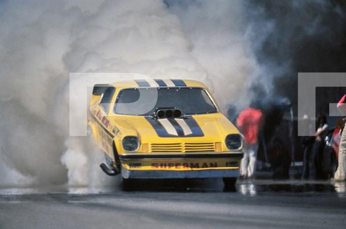 1974 NHRA Winternationals - Pomona California