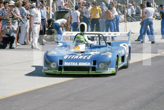 1974 USAC Trans Am 6 Hours - Formula 5000 - Watkins Glen