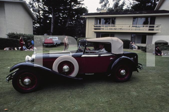 1974 1st Annual Monterey Historic Automobile Race - Laguna Seca