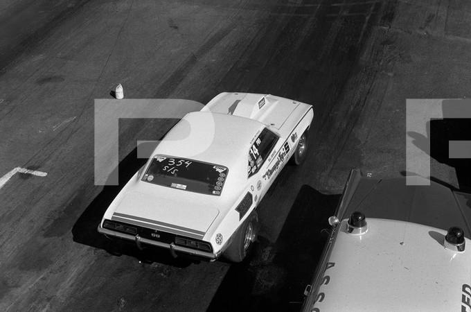 1971 AHRA Winter Nationals Bee Line Dragway - Phoenix
